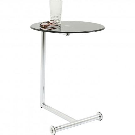 Table d'appoint Easy Living Noire Kare Design