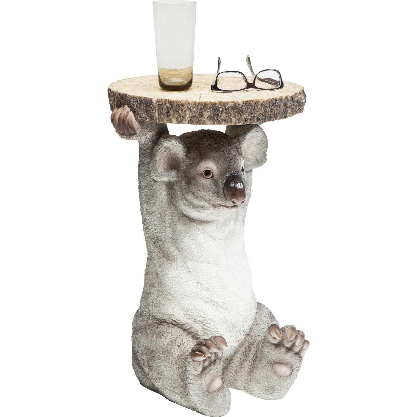 Table d'appoint Animal Koala Kare Design