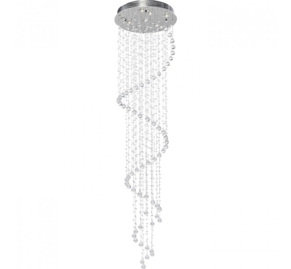 Lustre Falling Diamond Spiral Kare Design