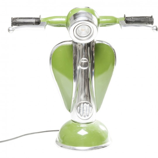 Lampe de table Scooter Vert Kare Design