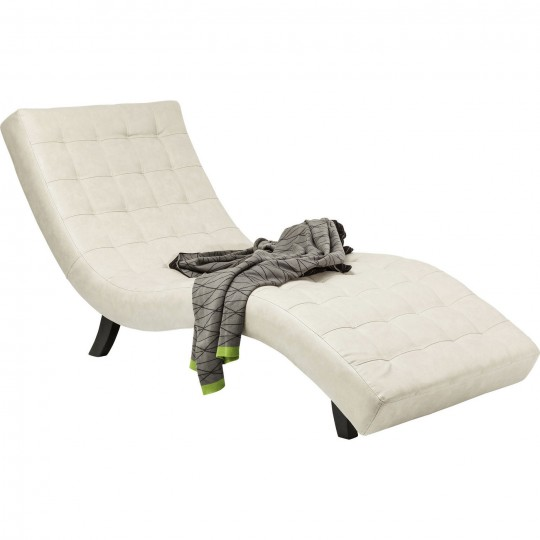 Chaise longue Slumber Cloud Kare Design