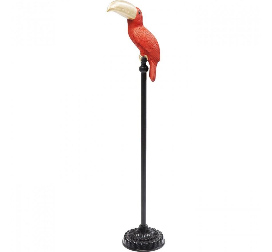 Déco Tukan rouge Kare Design