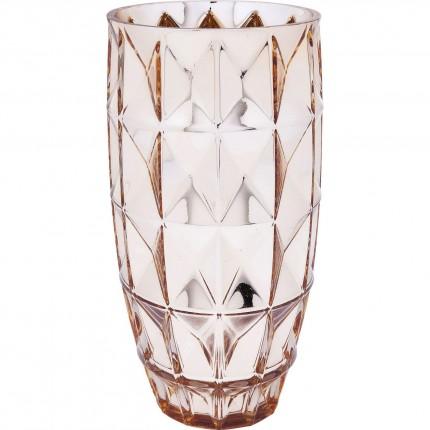 Vase Precious Triangle or rose 32cm Kare Design