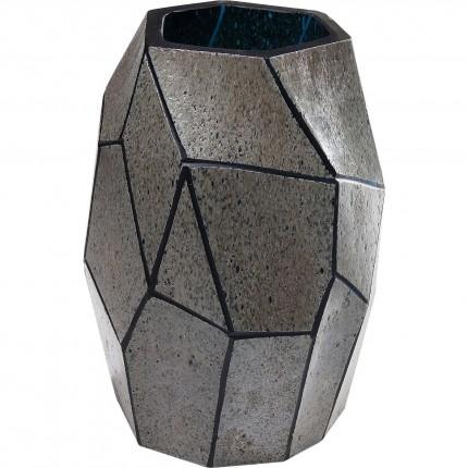 Vase Stone gris 22cm Kare Design