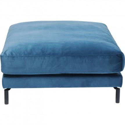 Repose-pieds Lullaby bleu pétrole Kare Design