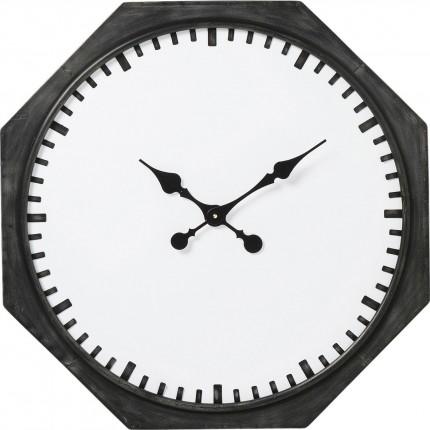 Horloge murale Octagon 66cm Kare Design