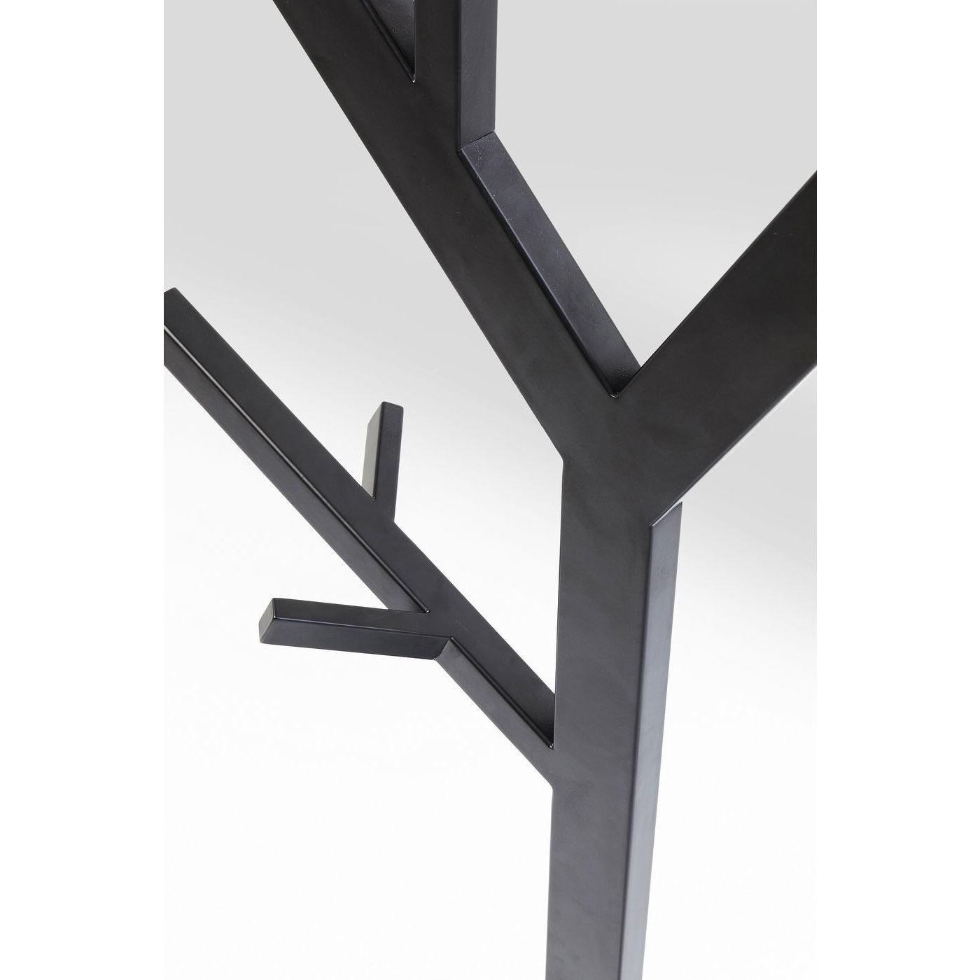 Portemanteau Technical Tree 201cm noir Kare Design