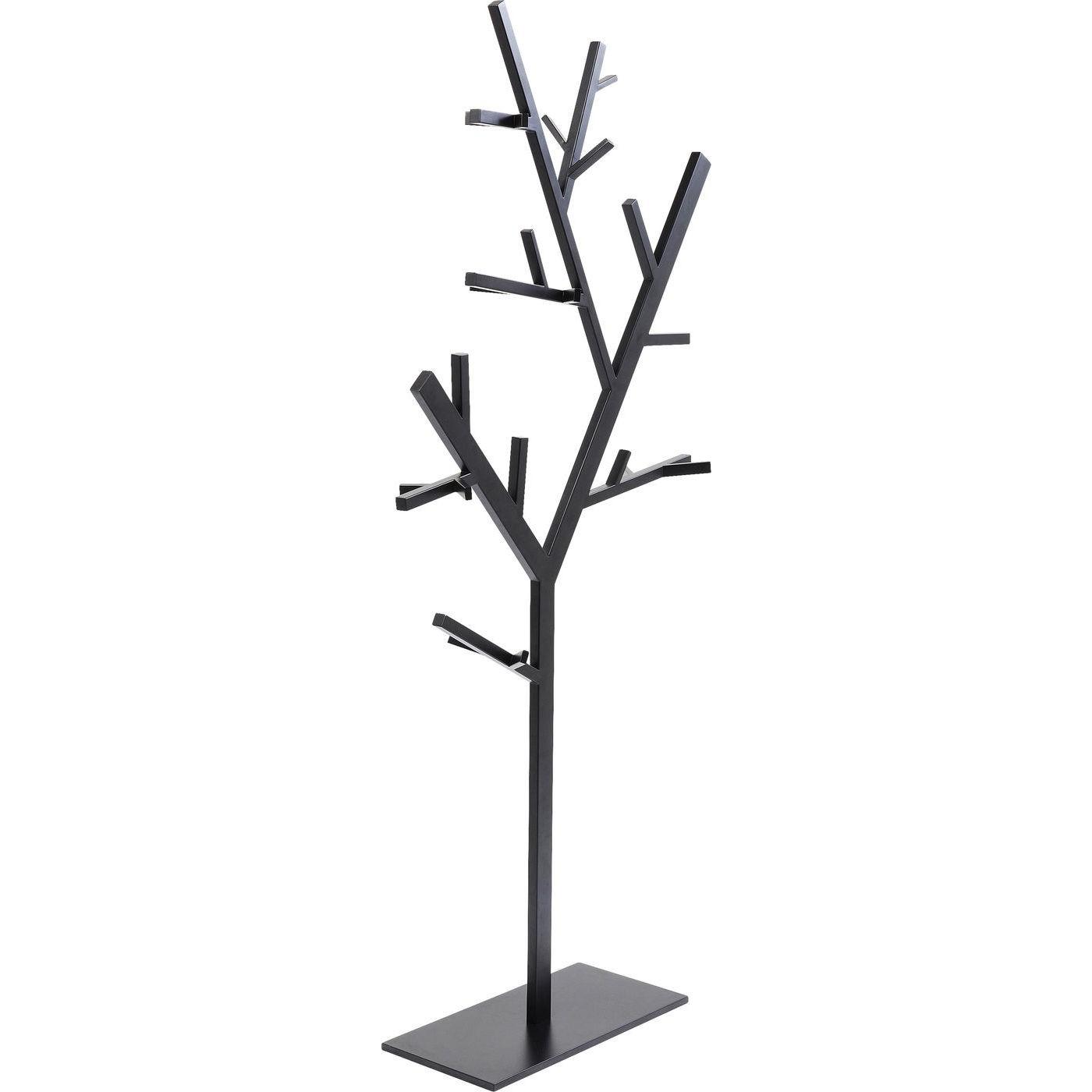Portemanteau Technical Tree noir Kare Design