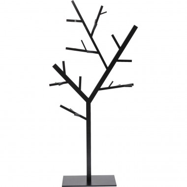 Portemanteau Technical Tree noir Kare Design