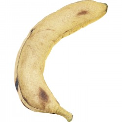Coussin Shape Banane 44x12cm Kare Design