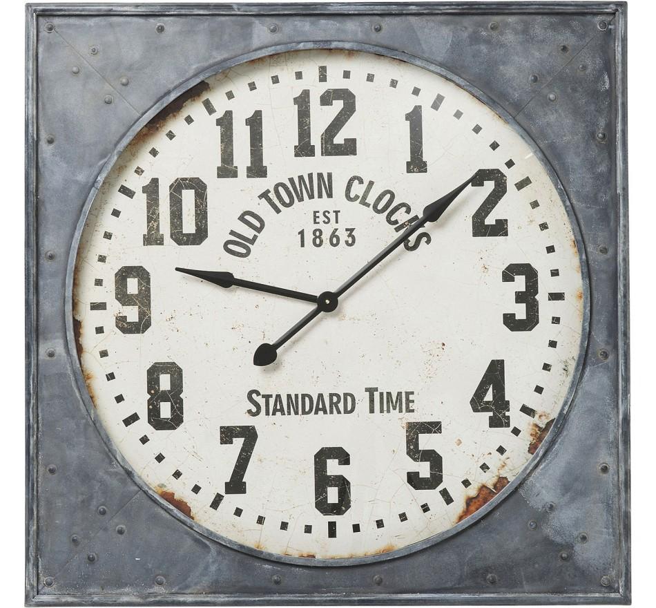 Horloge murale Old Town Clocks 100cm Kare Design
