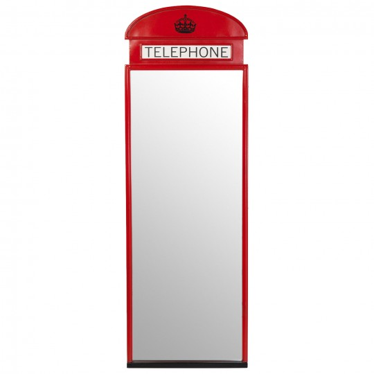 Miroir London Telephone 167x56cm Kare Design
