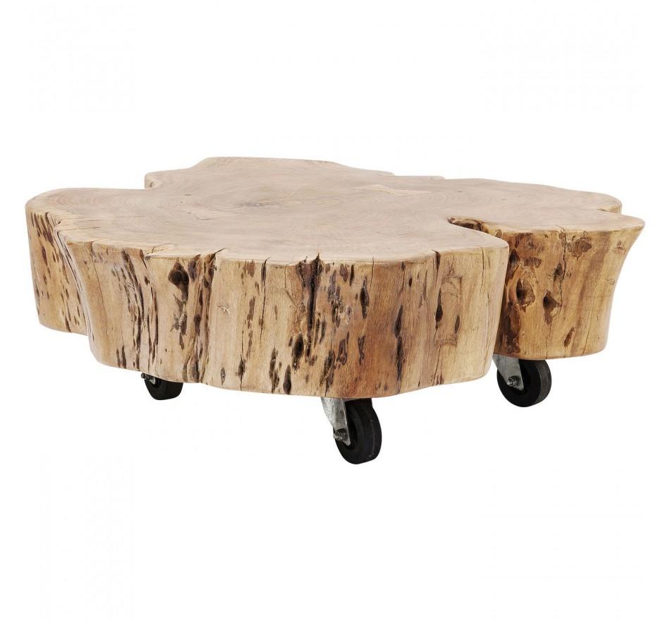Table basse Snag Ø50-60cm