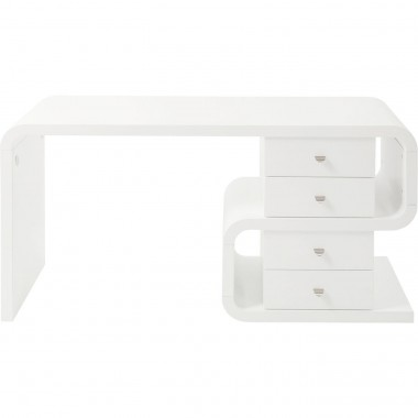 Bureau White Club Snake Kare Design