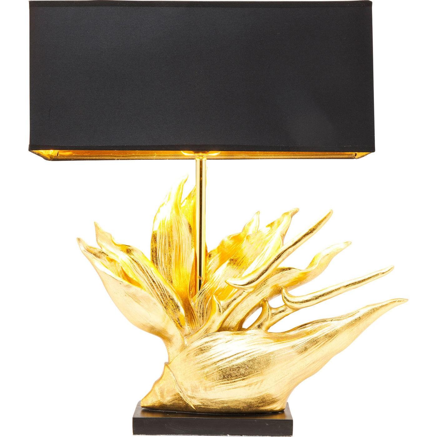 Lampe de table Tropical fleur Kare Design