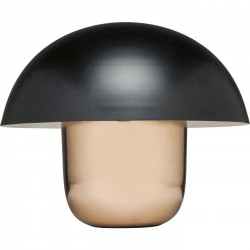 Lampe de table Mushroom noire Kare Design