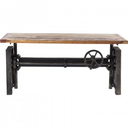 Table en fer Steamboat 160x80cm Kare Design