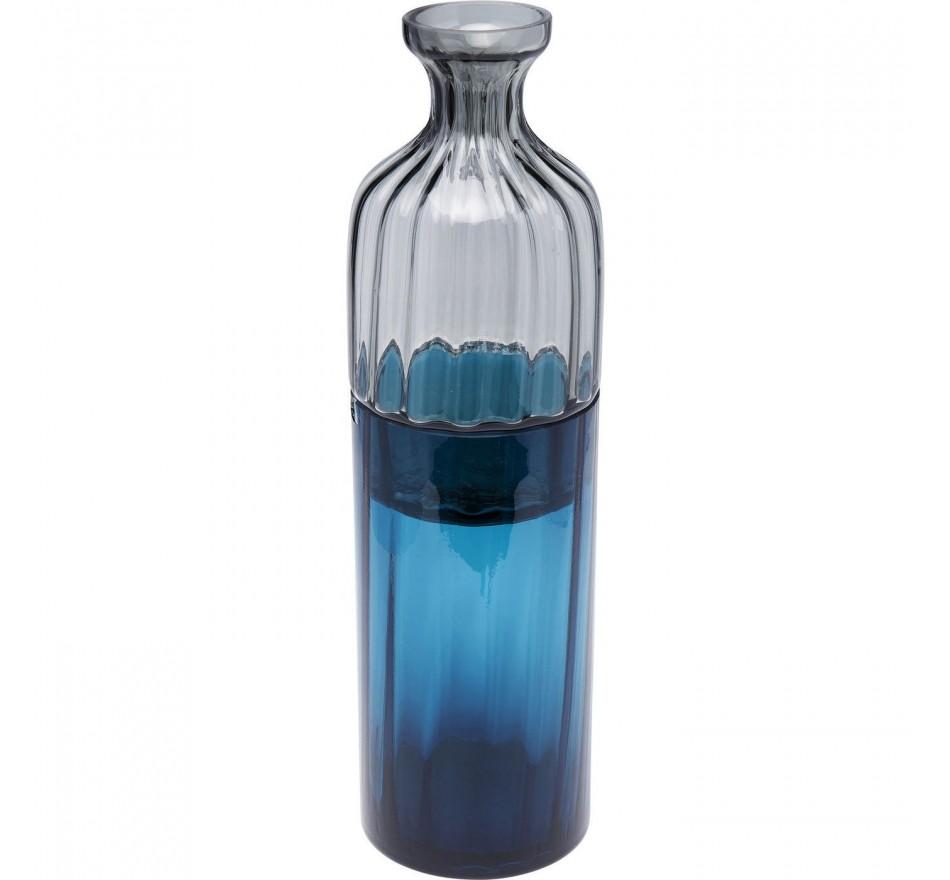 Vase Duo bicolore 44cm Kare Design