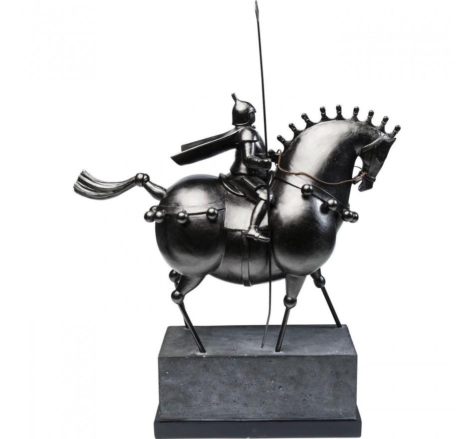 Déco chevalier noir Kare Design