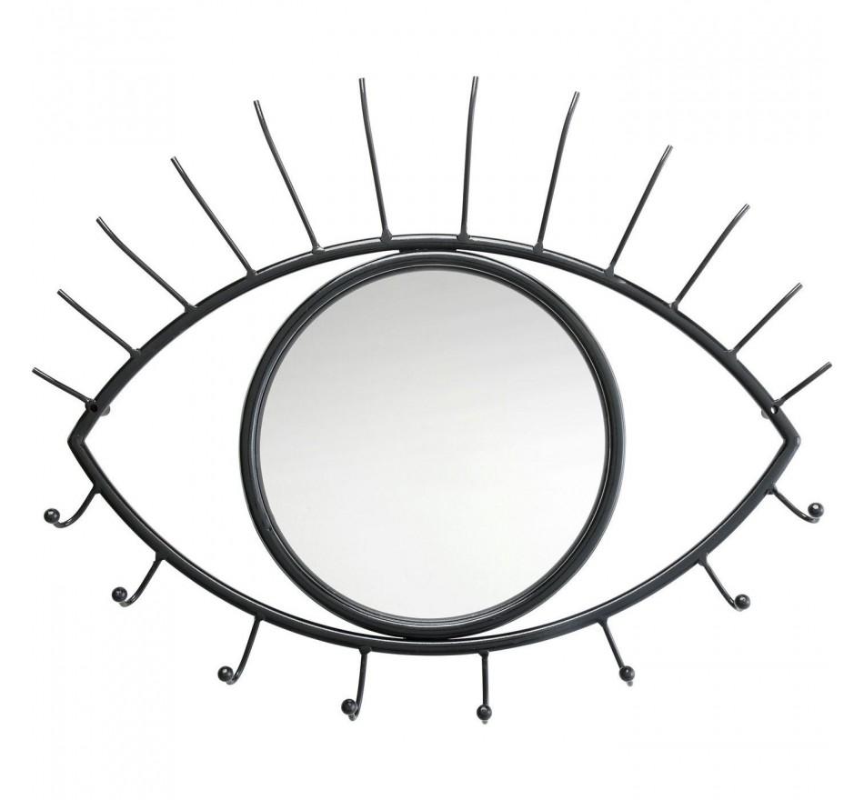 Portemanteau oeil miroir Kare Design