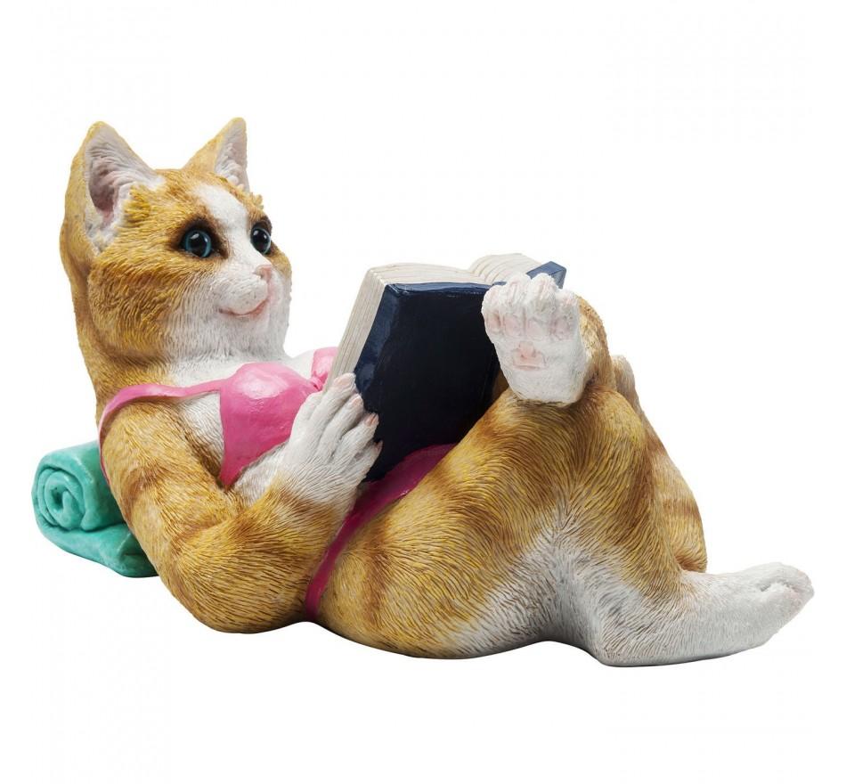 Tirelire Holiday Cat