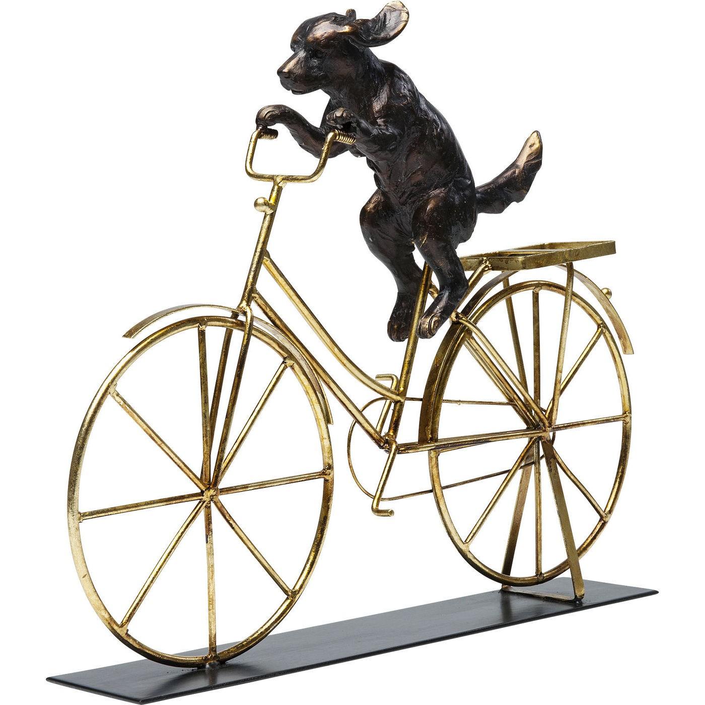 Déco chien à vélo Kare Design