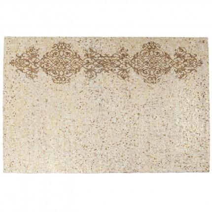 Tapis Ornements beiges 240x170cm Kare Design