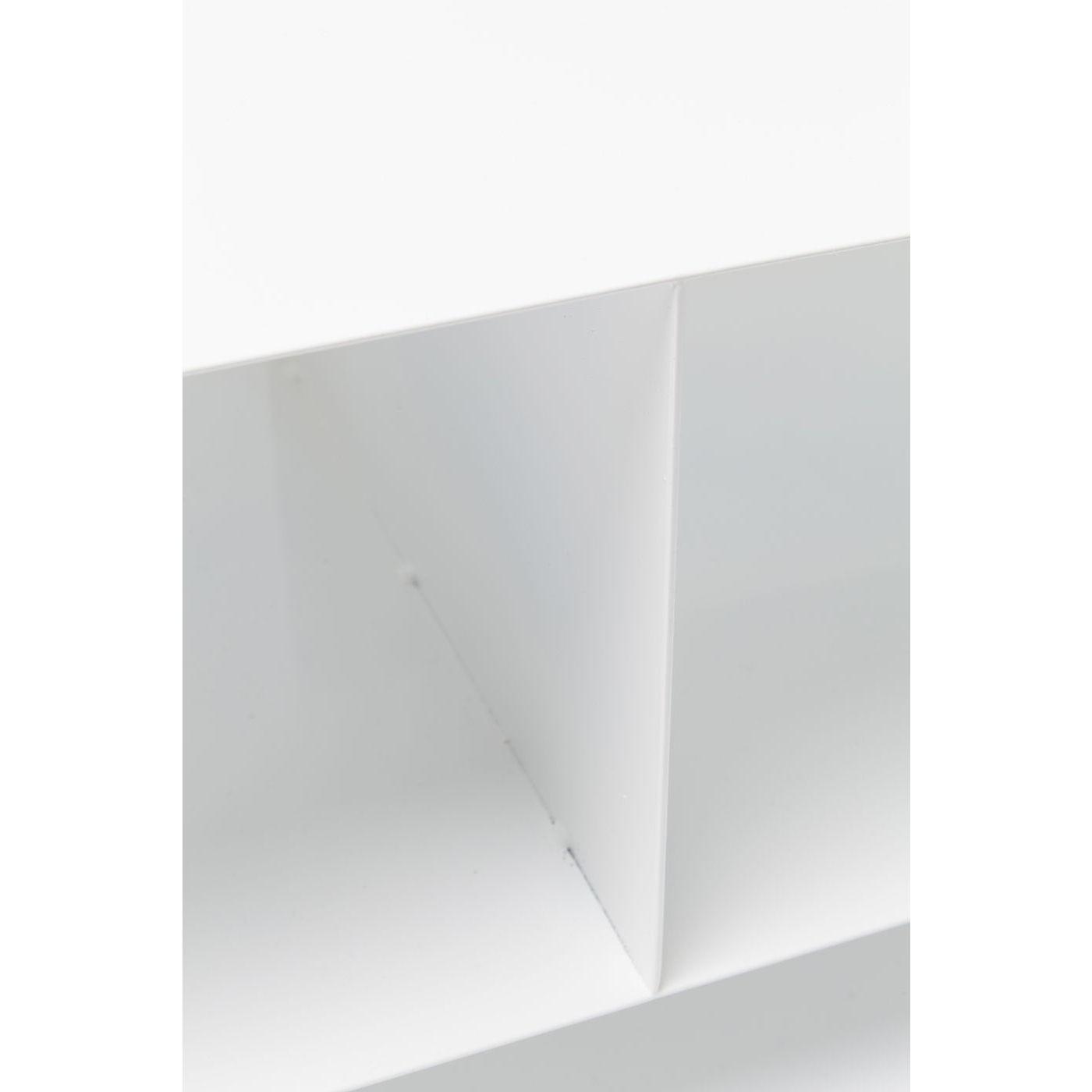 Meuble TV blanc Lounge Kare Design