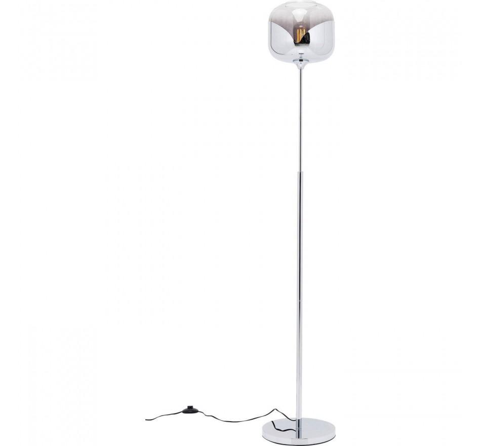 Lampadaire Goblet Ball 160cm chromé Kare Design