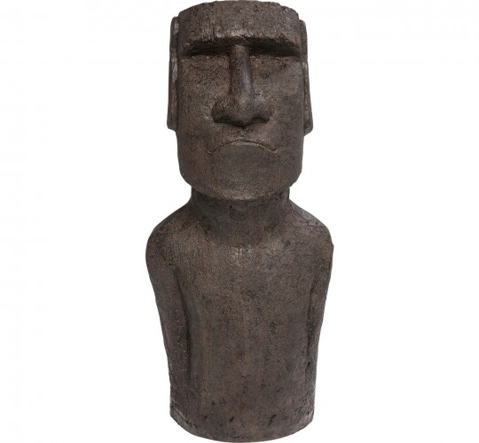 Déco Moaï 80cm Kare Design