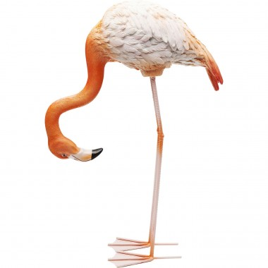 Déco flamant rose 58cm Kare Design