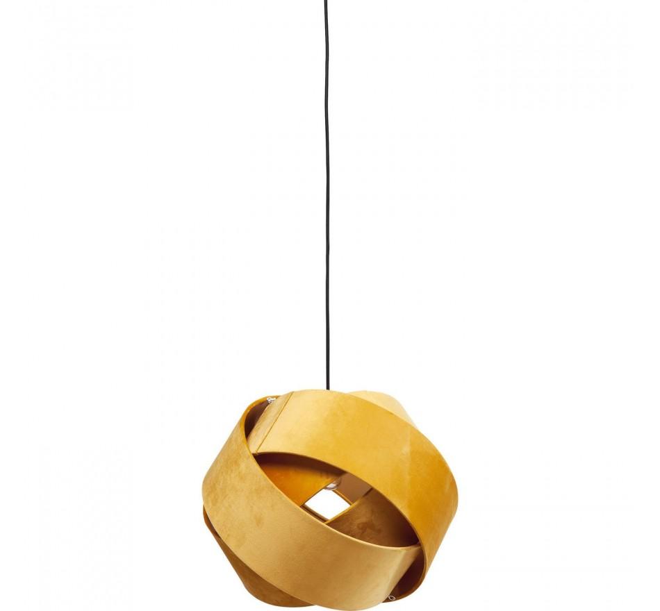 Suspension Knot jaune Kare Design