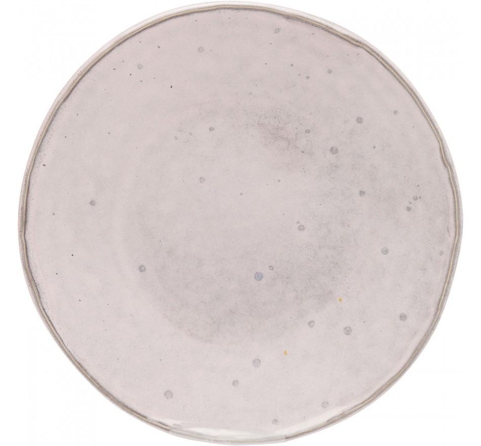 Assiettes Granit 22cm set de 4 Kare Design