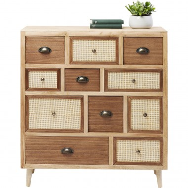 Commode Samos 10 tiroirs Kare Design