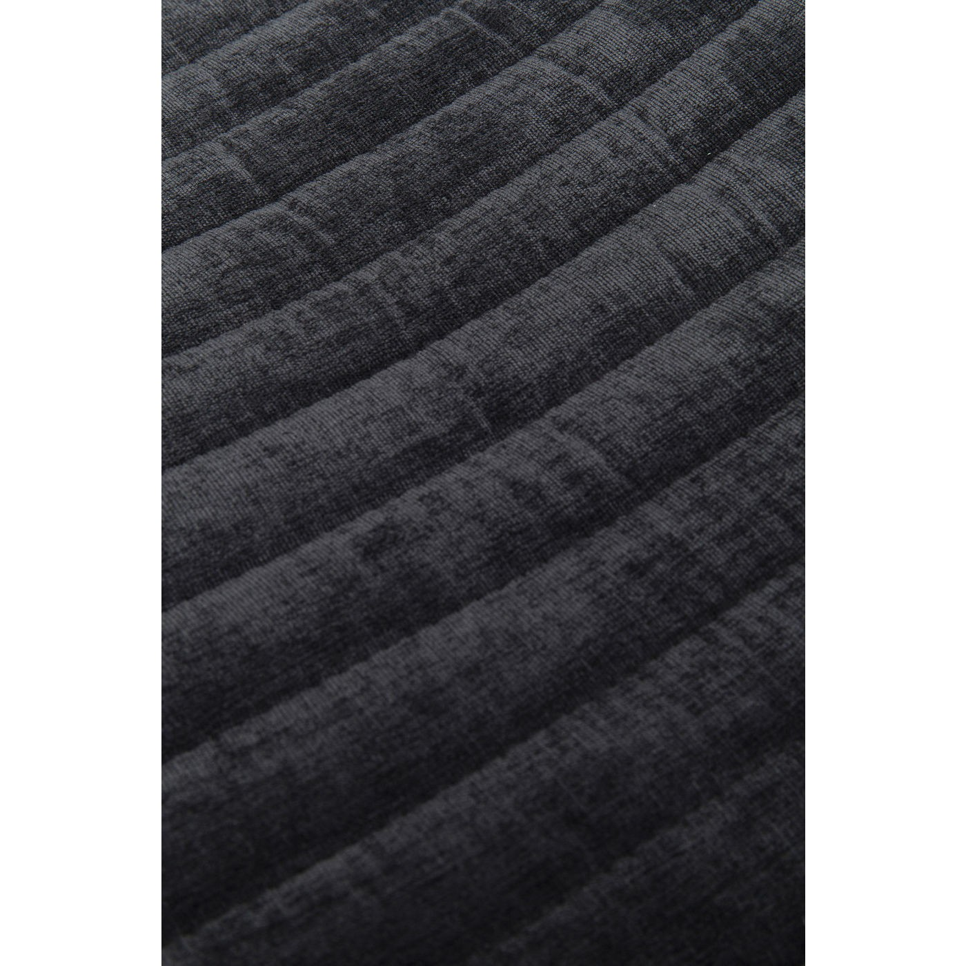 Chaise Hugo noire et dorée Kare Design