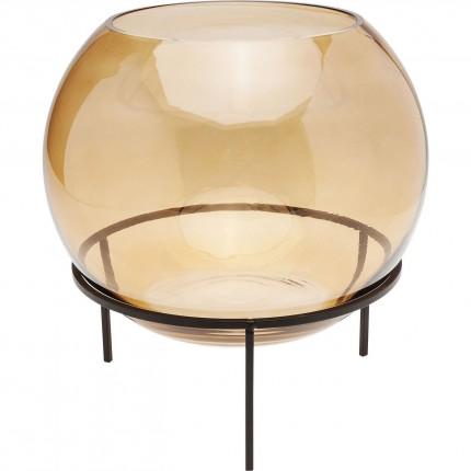 Vase Oracle marron 25cm Kare Design
