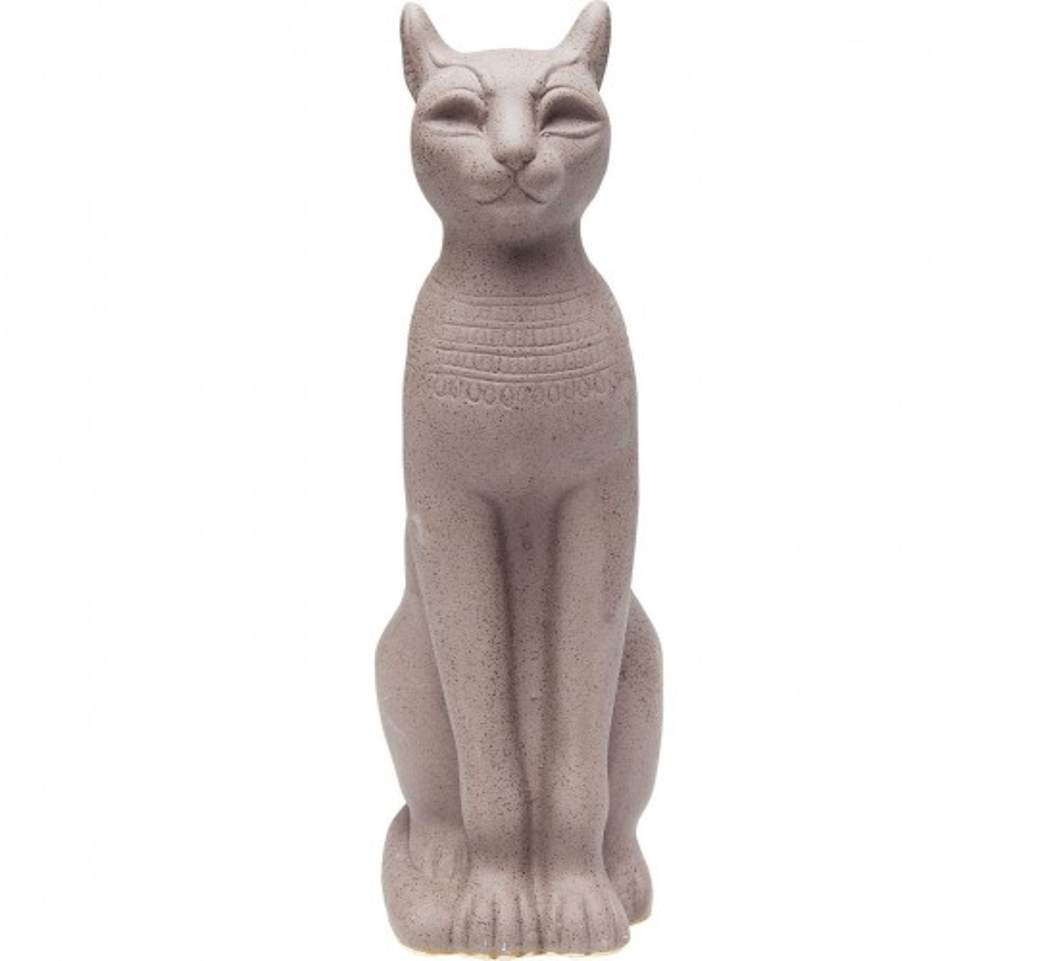 Déco chat égyptien 36cm Kare Design