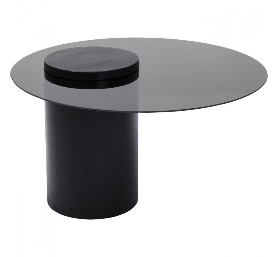 Table Basse Loft Noire 80cm Kare Design