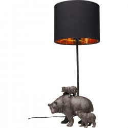 Lampe de table famille d'ours Kare Design