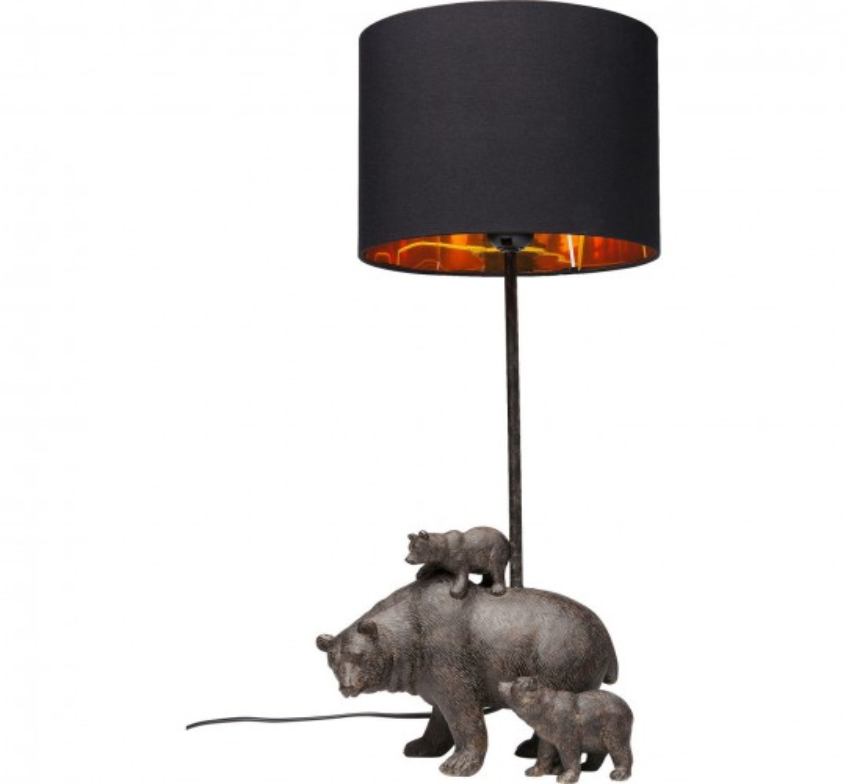 Lampe de table famille d'ours Kare Design