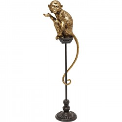 Déco singe de cirque 109cm Kare Design