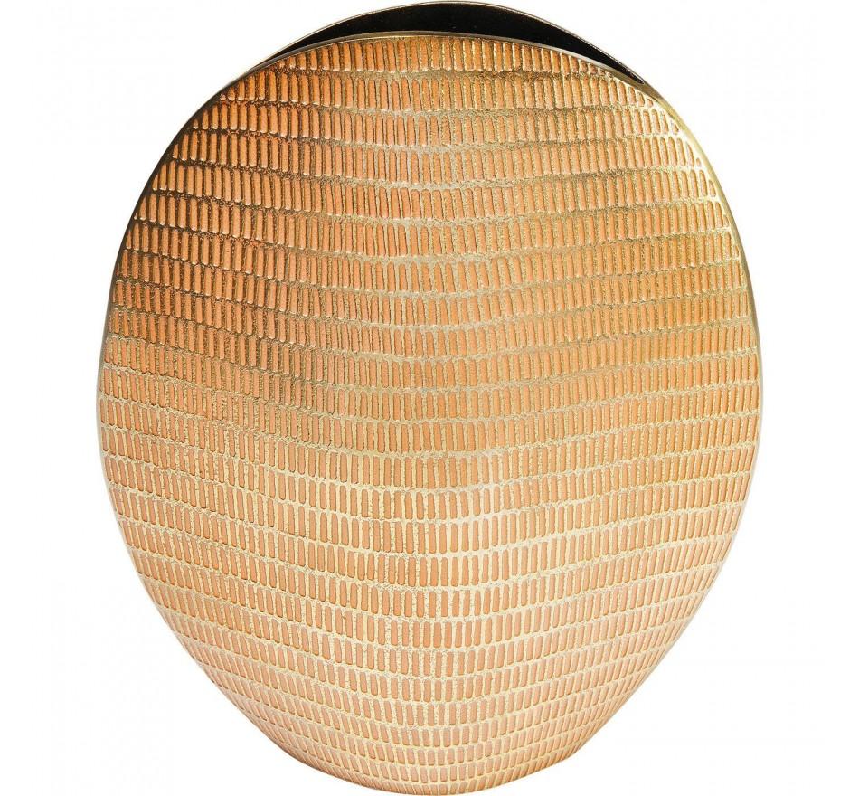 Vase Souk Flat 29cm Kare Design