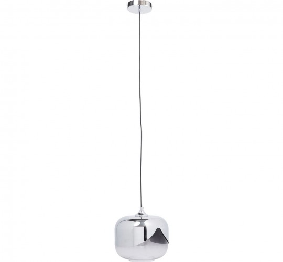 Suspension Goblet chromée 25cm Kare Design