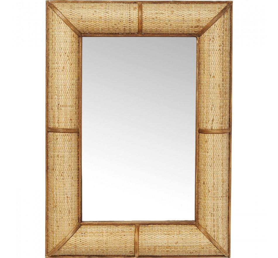 Miroir Bamboo 90x65cm Kare Design