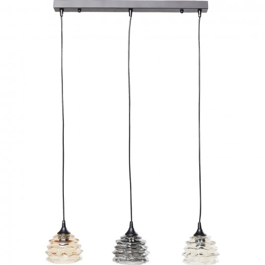 Suspension Ruffle Dining Visible Kare Design