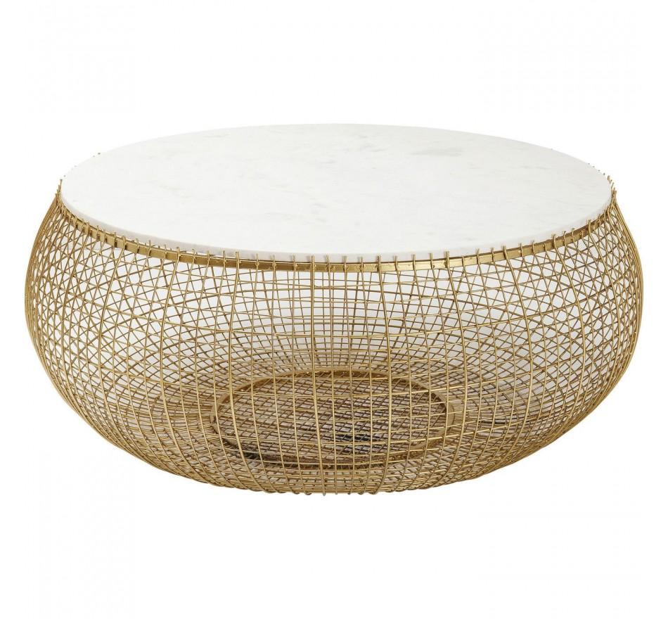 Table basse Cesta marbre Kare Design