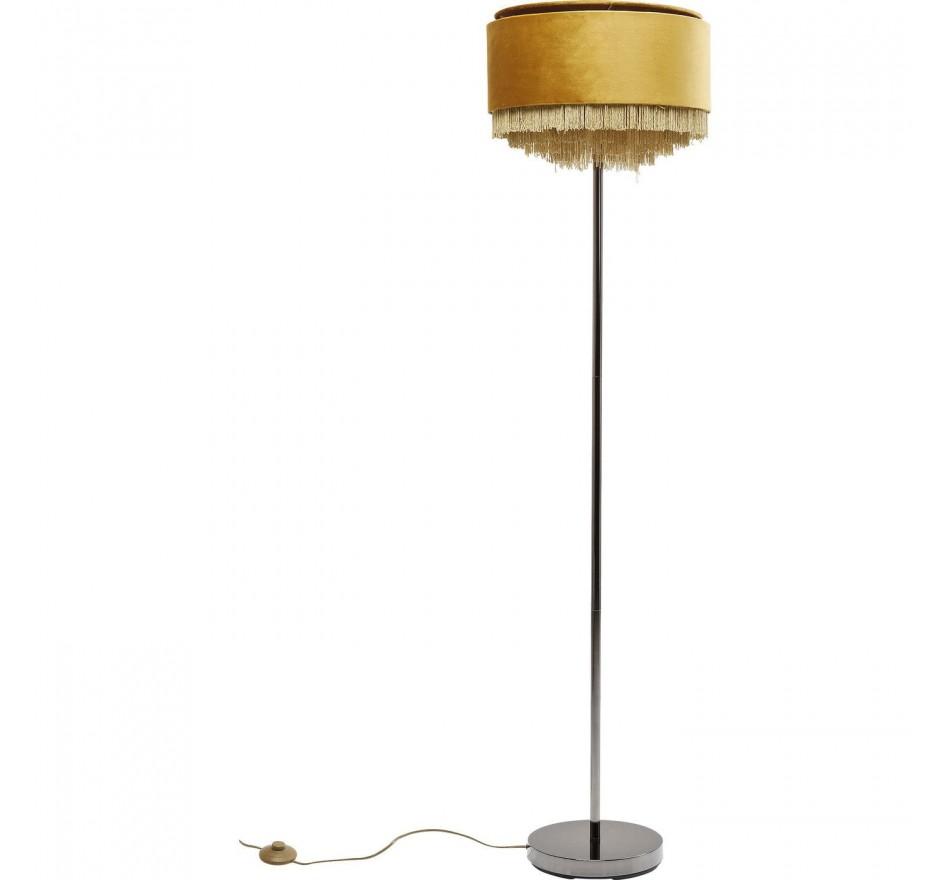 Lampadaire Tassel jaune Kare Design