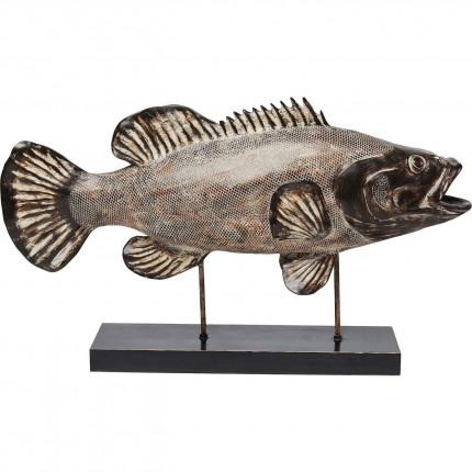 Déco poisson mérou 83cm Kare Design
