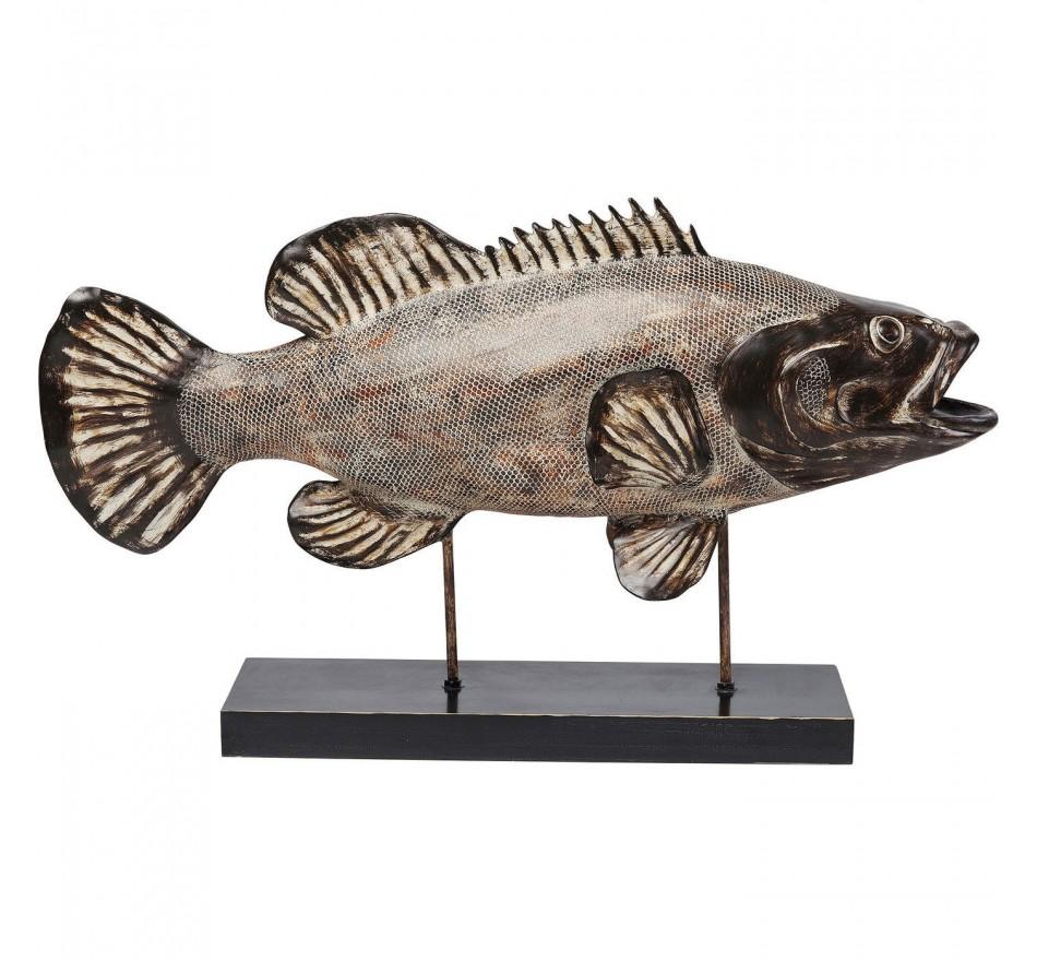 Déco poisson 83cm Kare Design