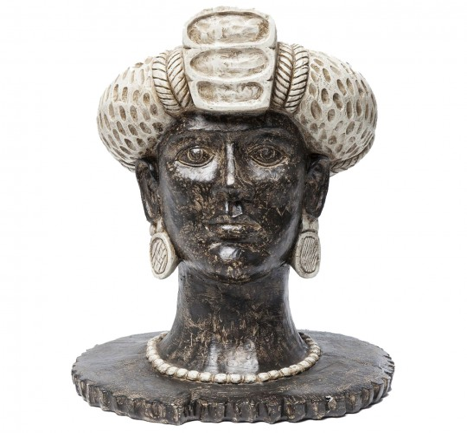 Déco Reine Africaine 50cm Kare Design